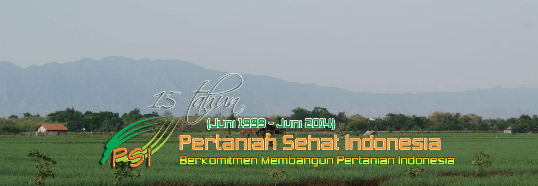 Logo Pertanian Sehat Indonesia